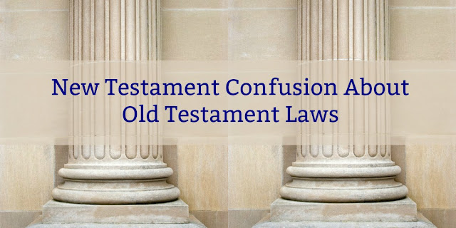 False philosophies and great confusion come from incorrect views of Old Testament laws. This 1-minute devotion explains what Scripture teaches about Old Testament Law. #BibleLoveNotes #Bible #Devotions #OldTestamentLaw