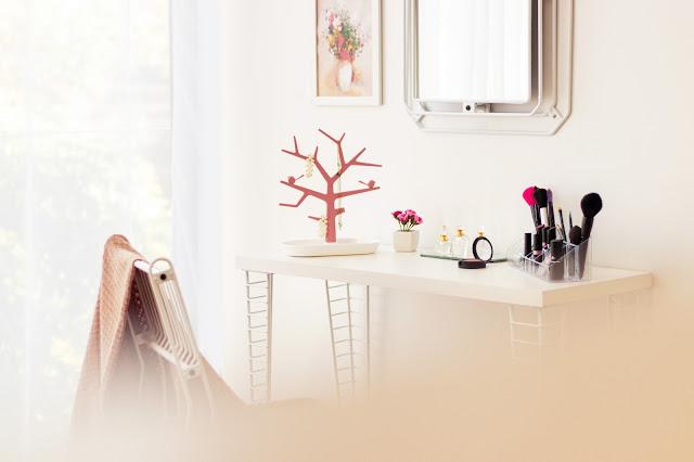 Espelho aramado decorativo Niva