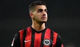 Eintracht Frankfurt striker Andre Silva puts Man Utd on red alert with latest transfer admission