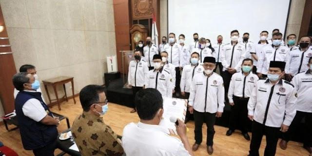 Yana Mulyana Minta PPHI Membantu Pemkot Bandung Dalam Memproduksi Produk Hukum