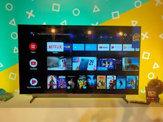 Motorola full hd, 4k android tv