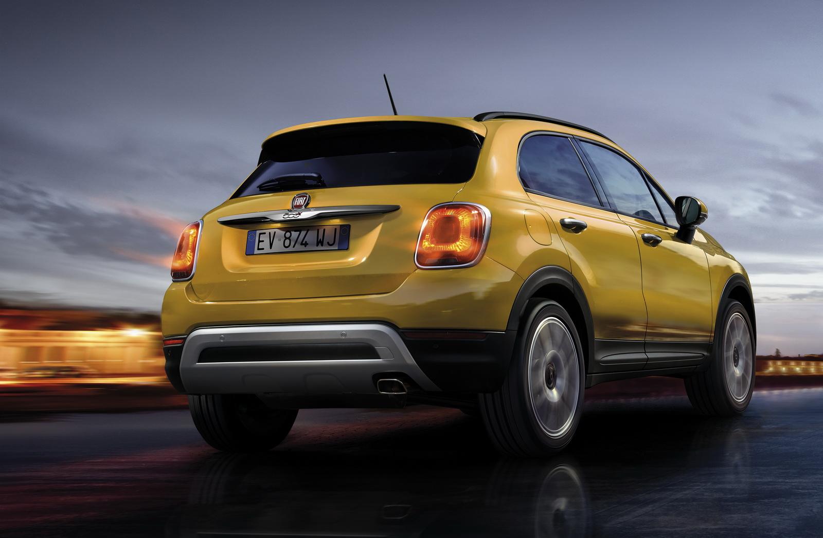 Fiat 500x gewinnen
