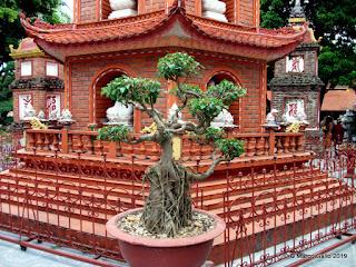 TRAN QUOC PAGODA, HANOI, VIETNAM