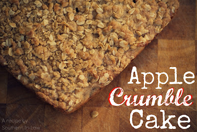 Vegan Apple Coffee Cake