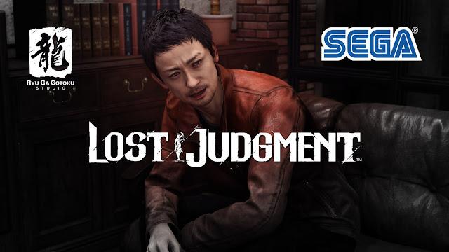lost judgment pc steam takuya kimura takayuki yagami johnny & associates detective action-adventure thriller game ryu ga gotoku studio sega