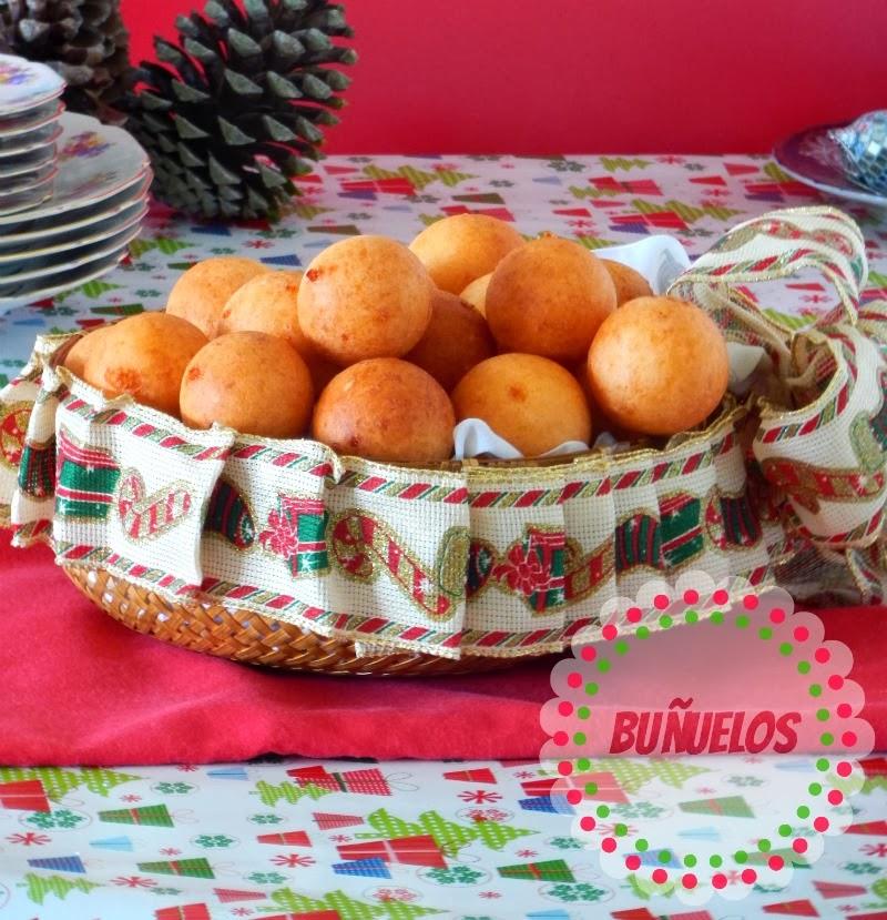 buñuelos de colombianos receta