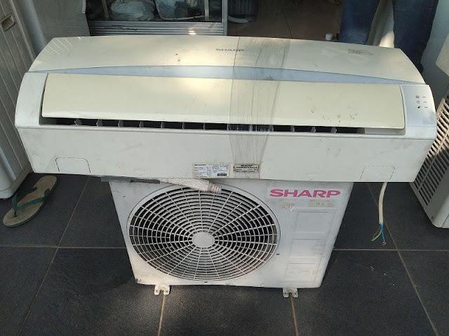 Jual Promo AC Sharp 0.5 PK 390 Watt Gratis Pasang