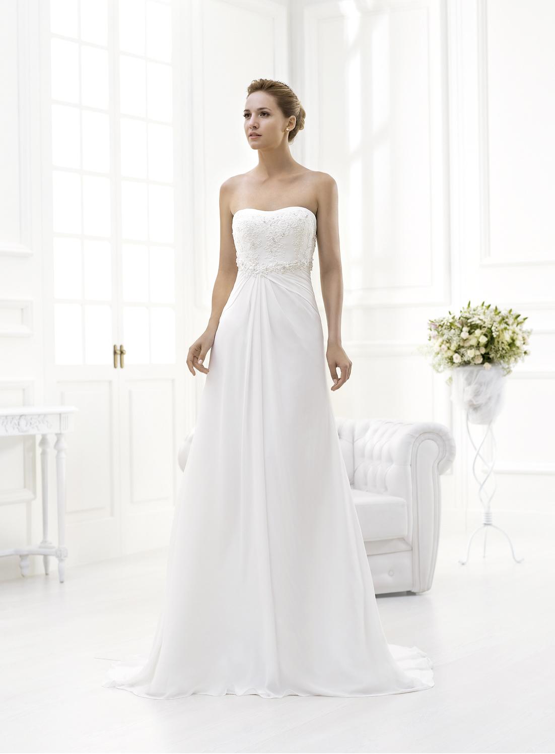 6fb209d18 10 Vestidos de Novia low cost de Vertize Gala