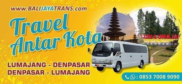 Travel Lumajang ke Denpasar ( Bali )