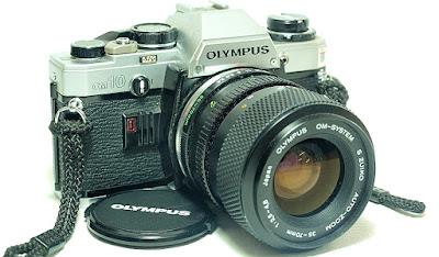 Olympus OM10 (Chrome) Body #366, S.Zuiko Auto-Zoom 35-70mm F3.5~4.5 #891