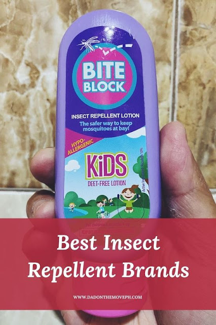 best insect repellent brands Philippines