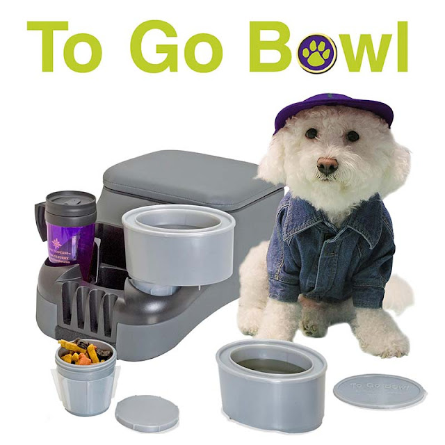 To Go Dog Travel Bowl