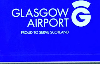 Four Go To Florida #1 Getting There - Glasgow International Airport