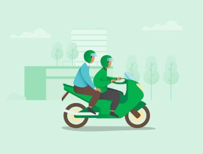 Jasa Transportasi Online Grab