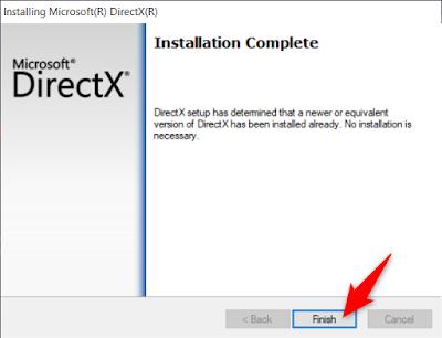تحميل برنامج directx 13 من ميديا فاير
