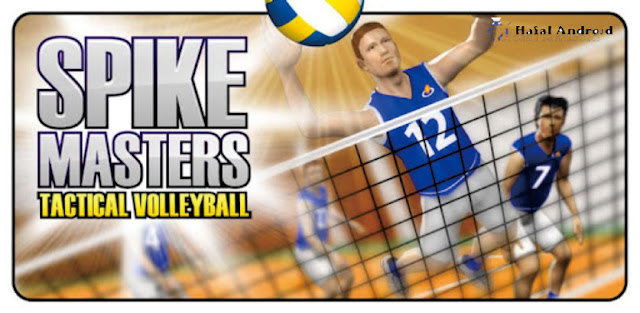 Spike Master Volleyball