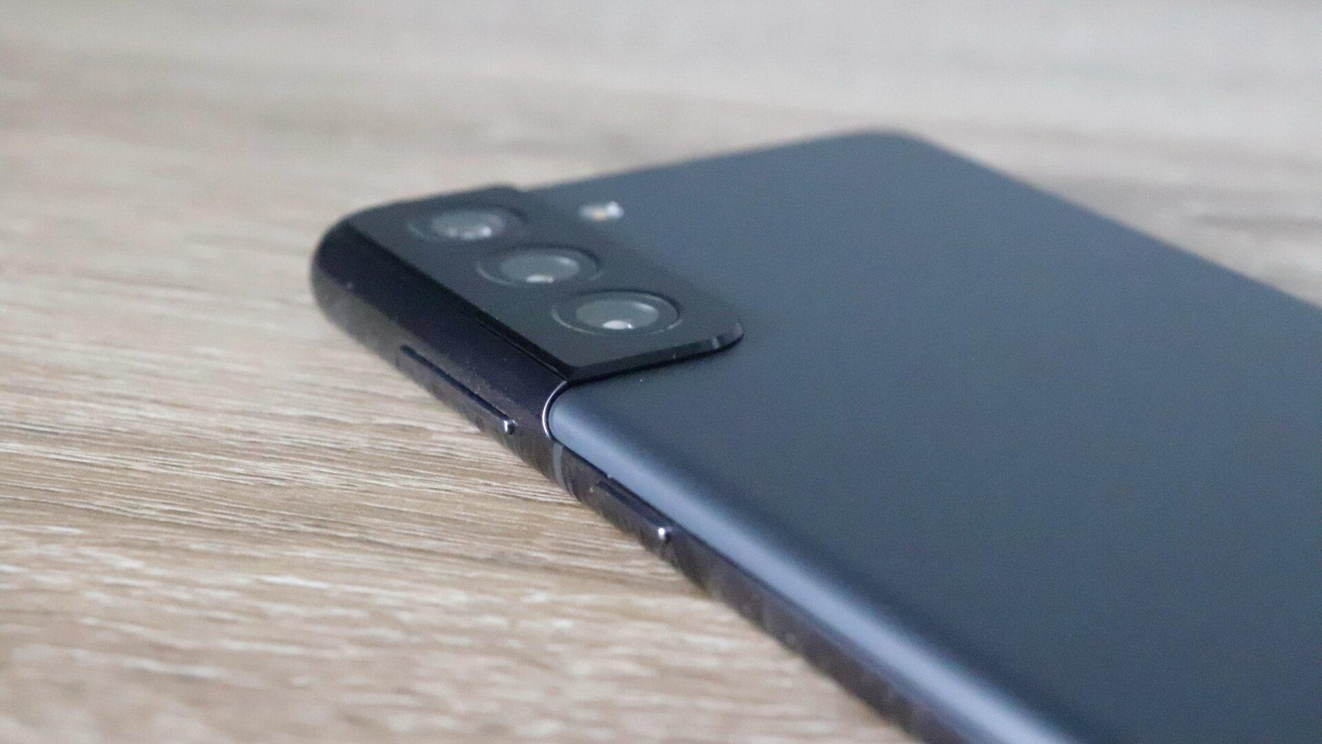 Foto Hasil Kamera Samsung Galaxy S21 5G