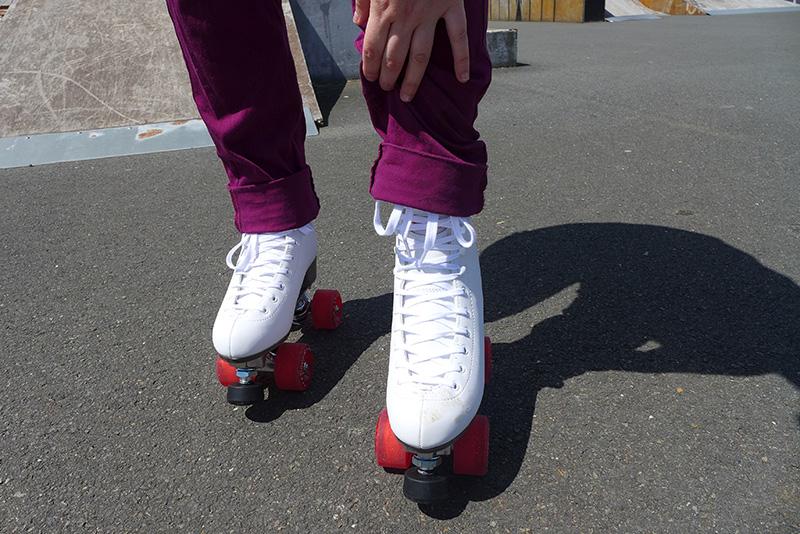 patins à roulette artistique