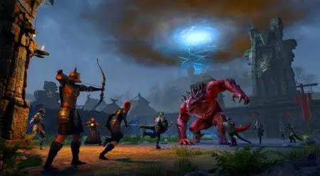 Elder Scrolls Online Blackwood