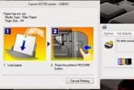 Cara Cepat Mengatasi Printer Cannon IP 2770 Papper Jam
