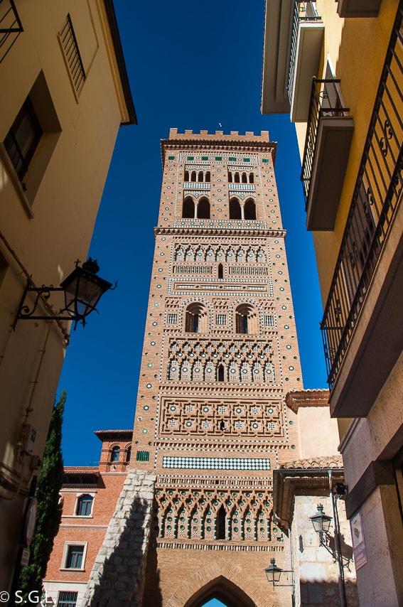 Torre de San Martin. Que ver en Teruel