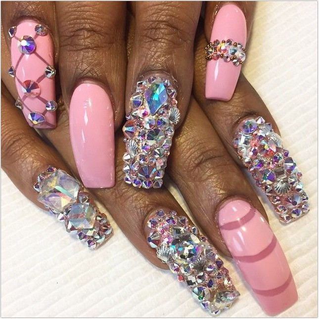 Junk Nail Designs - Nails Magazine