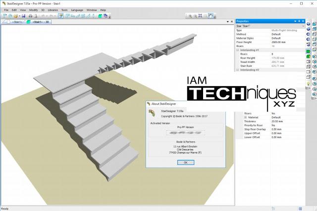 StairDesigner Pro v7.05