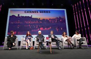 Panel presentación Festival Canneseries