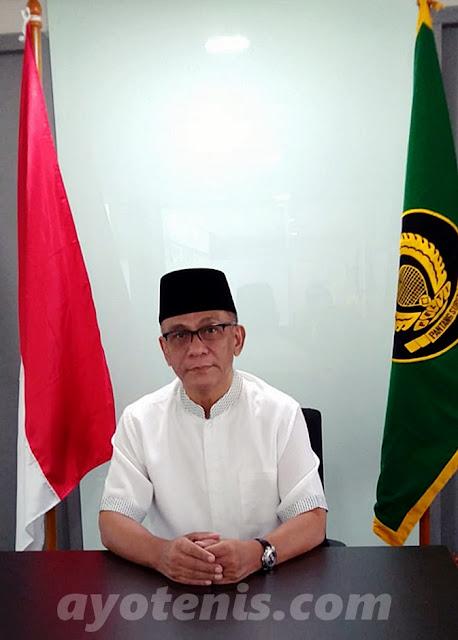 Ketum PP PELTI Rildo Ananda Anwar: Selamat Menunaikan Ibadah Puasa 1 Ramadhan 1442 H