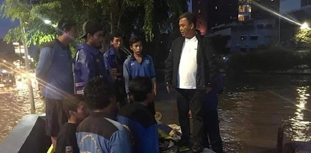 Puji Kinerja Gubernur Anies, Ketua DPRD DKI: Risiko Banjir Kini Mampu Diperkecil