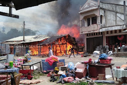 Update Info Kebakaran Bakongan, Berikut Data Korban yang Mengalami Kerugian