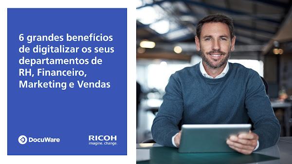 Ricoh junta especialistas para falarem sobre gestão documental e retorno financeiro