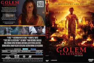 GOLEM : LA LEYENDA - THE GOLEM - 2018
