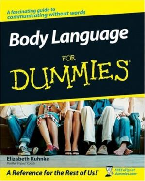 Body Language for Dummies ebook