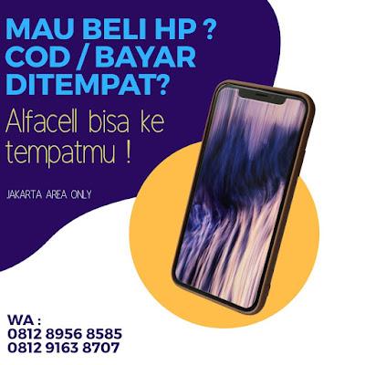 Toko HP bisa COD Jakarta ITC Cempaka Mas