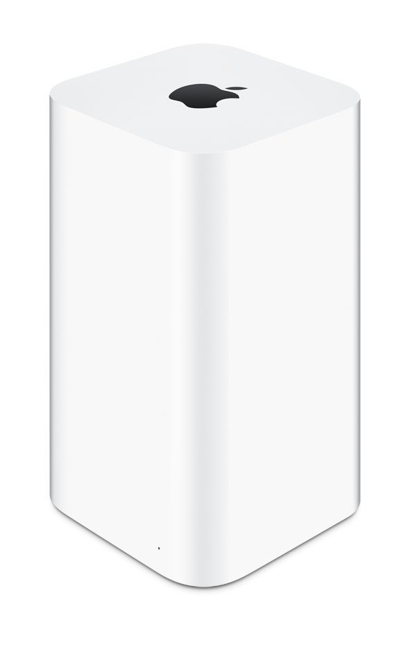 Apple Air Port Extreme Base Station Rezension