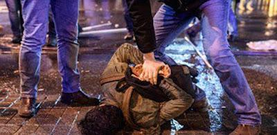 عنف الشرطة التركية - أرشيفية
