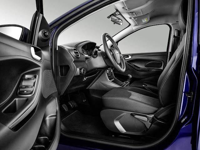 Novo Ford Ka 2017