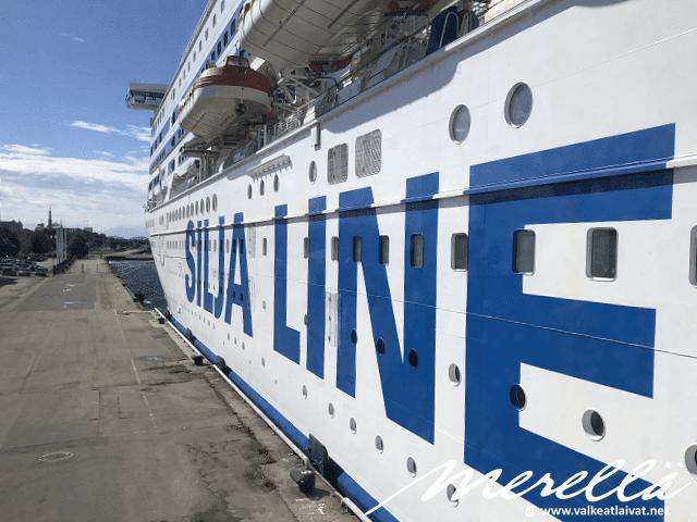 Rīgas pasažieru osta Silja Line