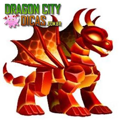 Dragão Magma