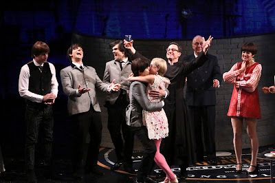BWW Review: Yale Rep's THESE PAPER BULLETS Captures 1964 Nostalgia at Geffen