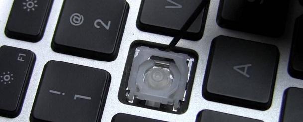 unlock keys on macbook