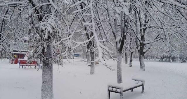 A fost emis Cod Portocaliu de condiții meteorologice complicate. SHS: Sunt posibile troiene și ghețuș