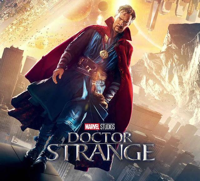 ドクター・ストレンジ/なんでもできるから魔法なんだよ