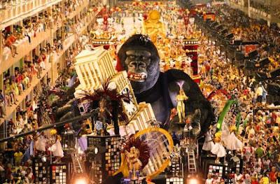 Pacote Carnaval 2017 - Rio de Janeiro