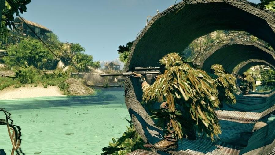 O jogo Sniper: Ghost Warrior 3 é anunciado para 2016 para PC, PS4 e Xbox One