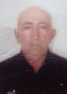 Popular de Pedra Lavrada está desaparecido desde o final de fevereiro