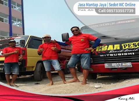 layanan sedot wc rungkut surabaya timur