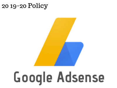 AdSense Complete Guide For 2019-2020