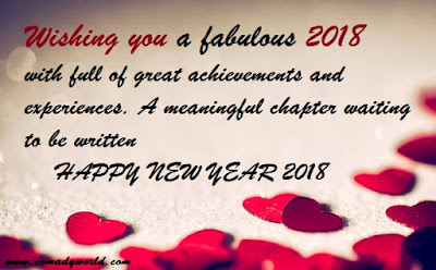 Happy New Year 2018 Wishes And Quotes